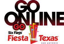 Go Online- Six Flags Fiesta Texas